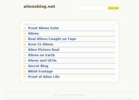 aliensblog.net