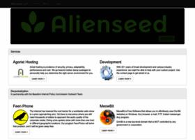 alienseed.com