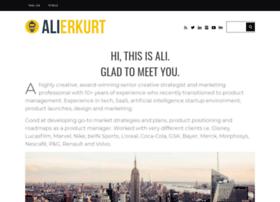 alierkurt.com