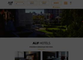 alifhotels.com