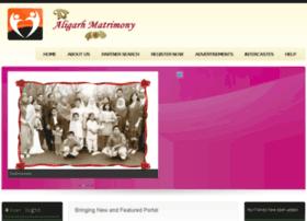 aligarhmatrimony.com