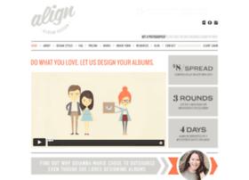 alignalbumdesign.com