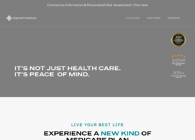 alignmenthealthcare.gscadmin.com