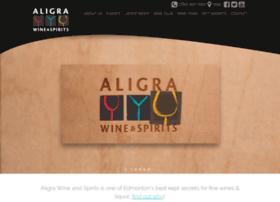 aligrawineandspirits.com