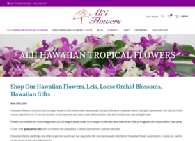 aliiflowers.com