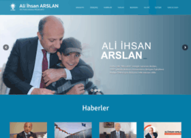 aliihsanarslan.com