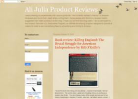 alijuliaproductreviews.blogspot.com