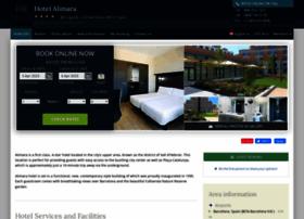 alimara-barcelona.hotel-rez.com