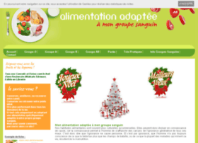 alimentation-groupesanguin.com