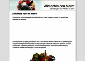 alimentoshierro.com