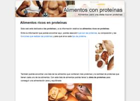 alimentosproteinas.com