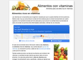 alimentosvitaminas.com