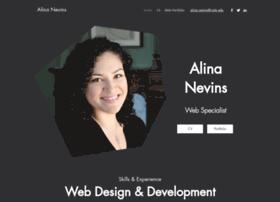 alinanevins.com