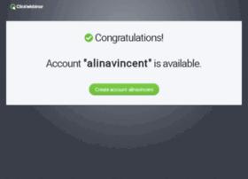 alinavincent.clickwebinar.com