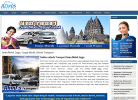 alindstransport.com