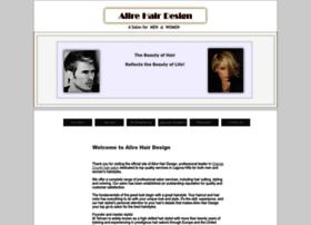 alirehairdesign.com
