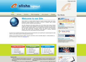 alishainfotech.com