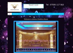 alishanweddingstage.co.uk