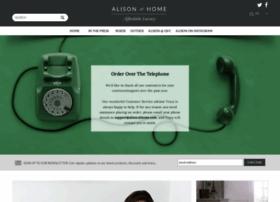 alisonathome.com