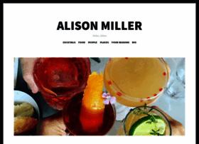alisonlynmiller.com