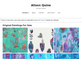 alisonquine.com