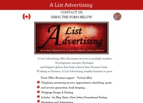 alistadvertising.ca