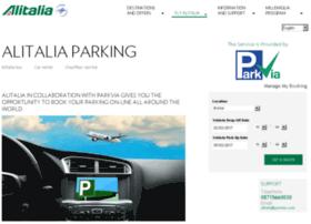 alitalia.parkvia.com