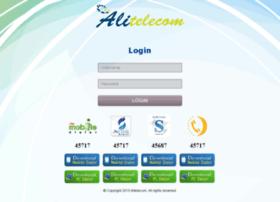 alitelecom.co.in