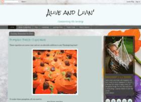 aliveandlivin.blogspot.fr