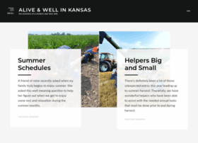aliveandwellinkansas.wordpress.com