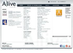 alivemusic.dk