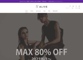 aliveonlinestore.com