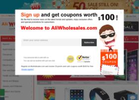 aliwholesales.com
