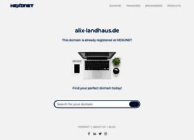 alix-landhaus.de