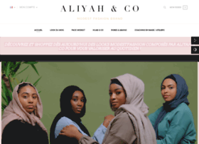 aliyah-and-co.com