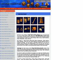 alka-brass-inserts.com