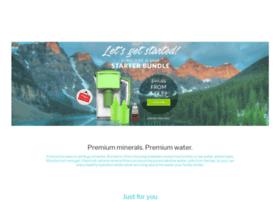 alkalinewater.vitev.com