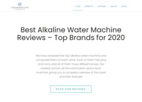 alkalinewaterfilterexperts.com