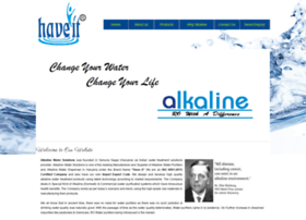 alkalinewatersolution.com
