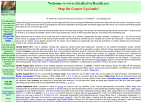 alkalizeforhealth.net