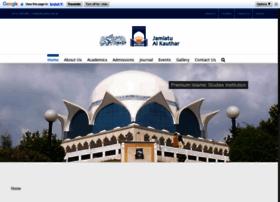 alkauthar.edu.pk