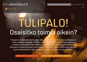 alkusammutus.fi