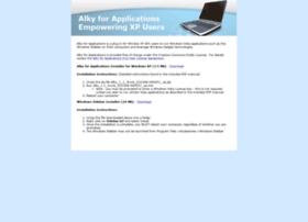 alkyforapplications.net