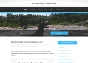 all-about-great-danes.com