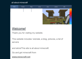 all-about-minecraft.weebly.com