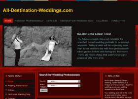 all-destination-weddings.com
