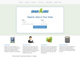 all-jobs.gradeajobs.com