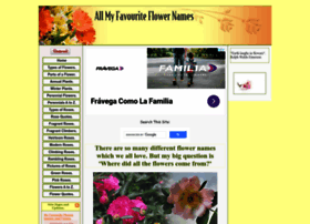 all-my-favourite-flower-names.com