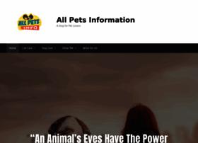 all-pets-info.com