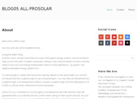 all-prosolar.com